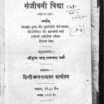 Sanjeevani Vidhya by Shri Seetakanta