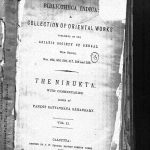 The Nirukta Vol Ii by Pt. Satyavrata Samasrami