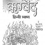 Rigved Hindi Bhasaye by दयानन्द सरस्वती - Dayananda Saraswati