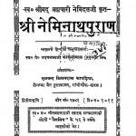 Shri Neminath Puran by उदयलाल काशलीवाल - Udaylal Kashliwal