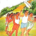 AAJ KE CHOTE-CHOTE GANDHI by पुस्तक समूह - Pustak Samuhबाबा मायाराम - BABA MAYARAM