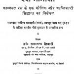 Abhnav Ras Meemansa by रामानन्द - Ramanand