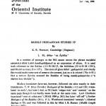 Journal Of The Oriental Institute Vol-xvi No-2 (1966) by के.आर. नॉर्मन - K.R. Norman