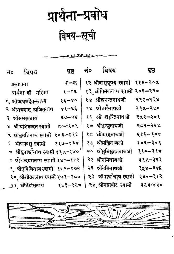 Book Image : जवाहर किरानावली प्रार्थना प्रबोध  - Javahar Kiranavali Prarthana Prabodh
